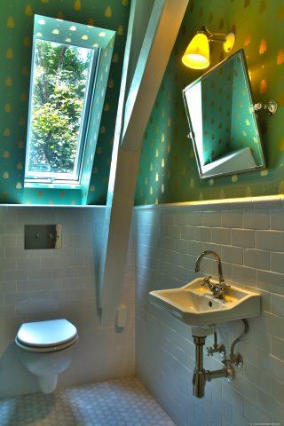 Dach WC